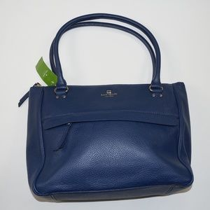 Kate Spade Alida French Navy Purse